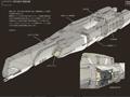 Infinite Space - Concept Art - Spaceships #2