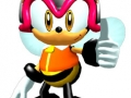 Sonic Heroes - Charmy (Early Render Version)