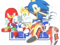 Sonic Heroes - Grouping - Team Sonic 1