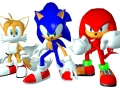 Sonic Heroes - Grouping - Team Sonic 2