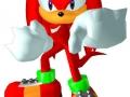 Sonic Heroes - Knuckles (Early Render Version)