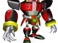Sonic Heroes - E-123 (Early Render Version)