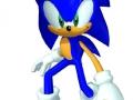 Sonic Heroes - Sonic (Early Render Version)