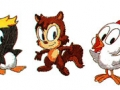 Sonic The Hedgehog - Woodland Creature Concepts