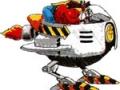 Sonic The Hedgehog - Dr. Eggman Vehicle Concept