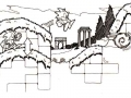 Sonic The Hedgehog - Marble Zone Concepts