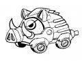 Sonic The Hedgehog 4 - Boar (Sketch)