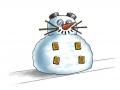 Sonic The Hedgehog 4 - Breakable Snowman
