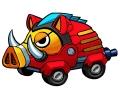 Sonic The Hedgehog 4 - Boar