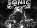 Sonic Unleashed - Packshot Concept Sketch
