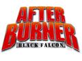 After Burner Black Falcon - Logo