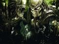 Aliens vs Predator - Clean Art