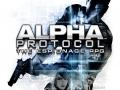 Alpha Protocol - PS3 Packshot (UK)