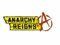 Anarchy Reigns - Logo (English)