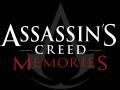 Assassin's Creed Memories - Logo (White)