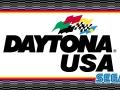 Daytona USA - Logo