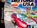 Daytona USA - Packshot - Dreamcast (US)