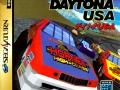 Daytona USA - Packshot - Saturn (JP)