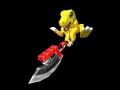 Digimon World 4 - Agumon