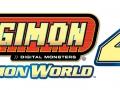 Digimon World 4 - Logo