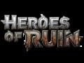Heroes Of Ruin - Logo