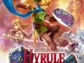 Hyrule Warriors Logo - Packshot (PEGI)