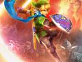 Hyrule Warriors Logo - Keyart #1 - E3