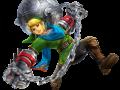 Link with Gauntlet