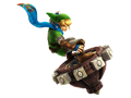 Link with Spinner