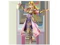 Zelda with Baton
