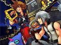 Kingdom Hearts 3D - Tokyo Game Show Keyart