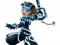 Characters - Sora (TRON Style)