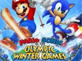 Mario & Sonic At The Olympic Winter Games - Wii Pack Art (Clean)