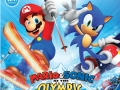 Mario & Sonic At The Olympic Winter Games - Wii Packshot (USA)