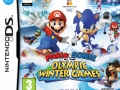 Mario & Sonic At The Olympic Winter Games - DS Packshot (PEGI)