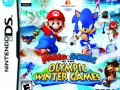 Mario & Sonic At The Olympic Winter Games - DS Packshot (US)