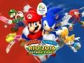 Mario & Sonic 2016 - Announcement Keyart