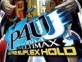Persona 4 Arena Ultimax - Clean Pack Art (Japan)