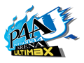 Persona 4 Arena Ultimax - Logo