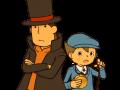 Professor Layton & , Luke