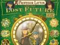 Packshot - Professor Layton & The Lost Future  (Europe)