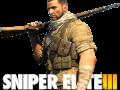 Sniper Elite 3 - Logo + Character