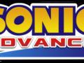 Sonic Advance - Logo (English)