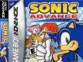 Sonic Advance - Packshot (US)