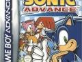 Sonic Advance - Packshot (EU)