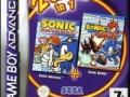 Sonic Advance & Sonic Battle Packshot