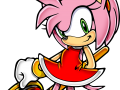 Sonic Advance - Amy Rose
