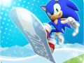 Sonic At The Olympic Winter Games - App Store Logo