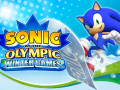Sonic At The Olympic Winter Games - Title Card