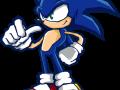 Sonic - Signature Art - Thumbs Up